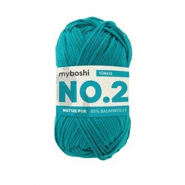 myboshi No.2 türkis
