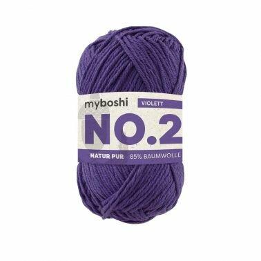 myboshi No.2 violett