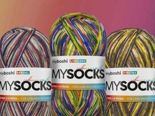 mysocks Sockenwolle