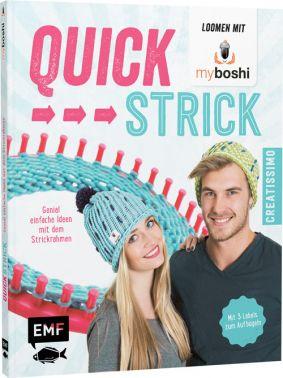 myboshi Buch Quickstrick