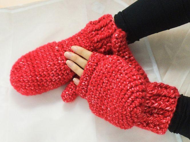 Romyfischer Handschuh Stulpen Myboshinet