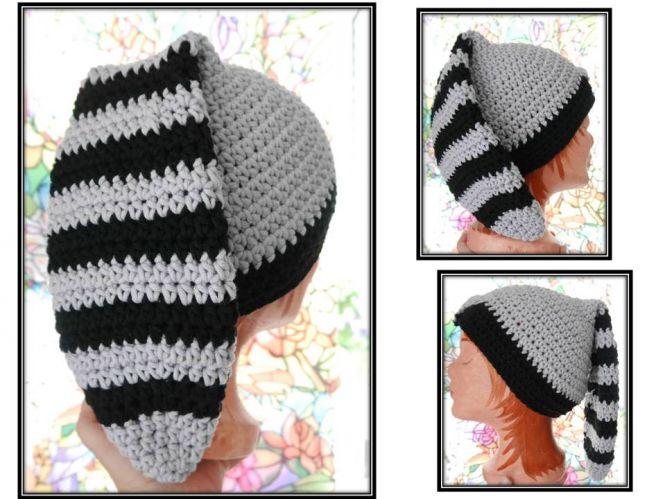 Berli Design Waschbär Mütze Zipfelmütze Zum Häkeln Myboshinet