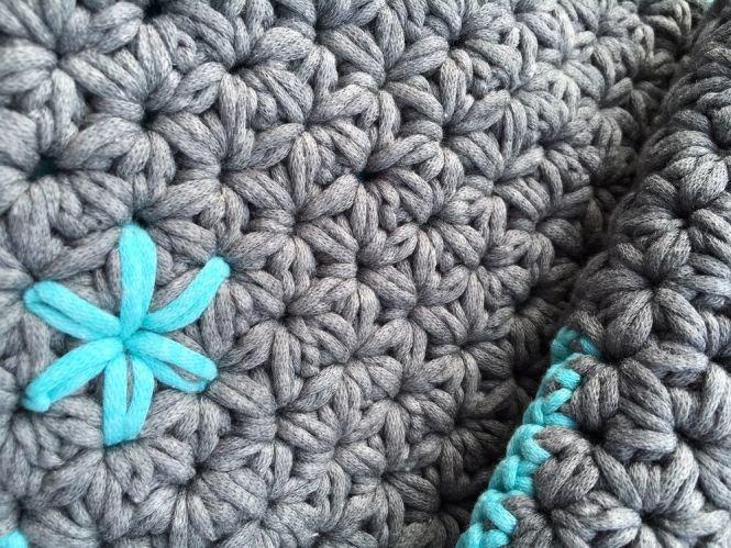 Crochetmama Häkelanleitung Jasminmuster Myboshinet