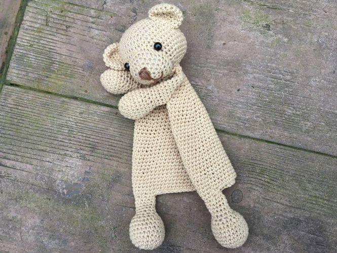 Pointelleshop Amigurumi Puppe Teddy Bär Häkelanleitung Myboshinet