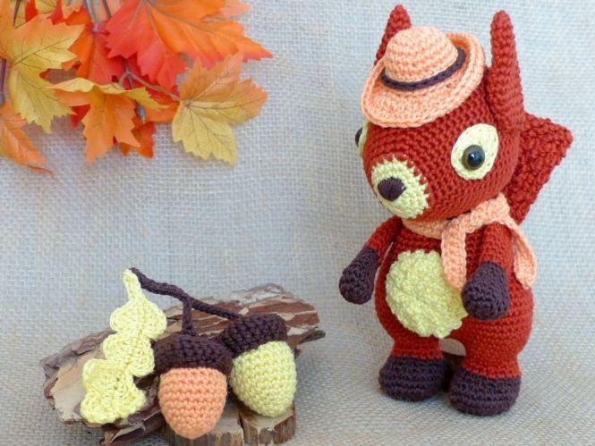 Aramisvonk Louis Das Listige Eichhörnchen Myboshinet