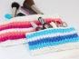 Beautytasche, Mäppchen mit Zipper