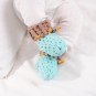 Häkelanleitung für Babyschuhe Karatsu