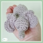 Eine Handvoll Elefant