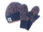 Häkelanleitung Set Fujimi Handschuhe + Chikusei Mütze