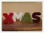 Häkelanleitung 3D Buchstaben XMAS