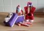 Häkelanleitung Weihnachten - Geschenkverpackung