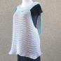 Sommertop aus boshi Wolle für Damengr. 36 bis 42