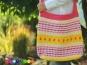 Häkelanleitung - Tasche Yellow Sunshine häkeln