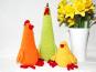 Hühner Trio - 3 Größen