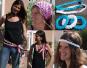 Accessoires (Haarband, Armreif, Kopftuch, Gürtelbänder)