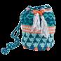 Häkelanleitung für Tasche Shunan