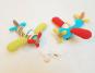 Häkelanleitung Flugzeug Kunterbunt