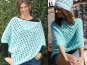 PONCHO Summer-Style
