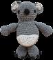 Häkelset Amigurumi Koala Kurt