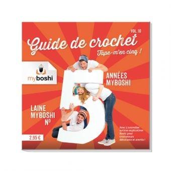 Guide de crochet Vol.10