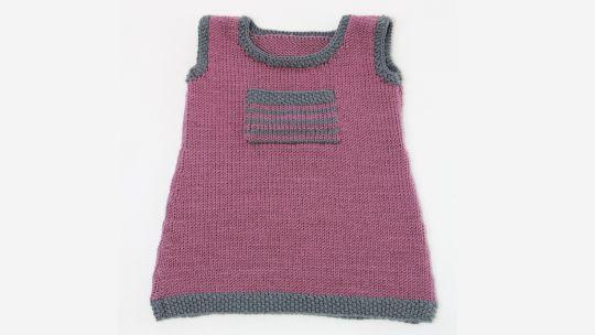 Babykleid Greta 62-92