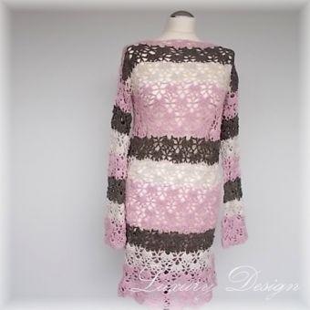Minikleid/Shirt Luxury Design No.28