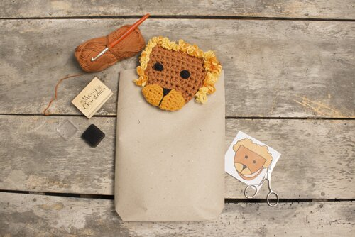 Anleitung für Geschenkverpackung Trelleborg