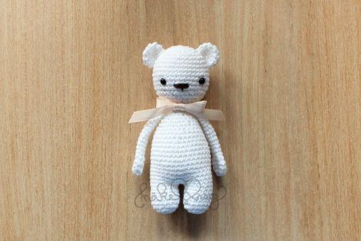 Häkelanleitung Teddys
