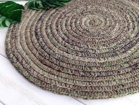 Teppich 'Rustico' - Häkelanleitung