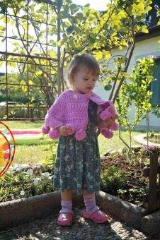 KInderponcho alle Größen Herbstkollektion No.1