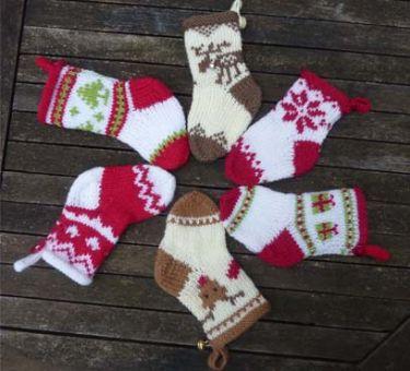 Nikolaussöckchen, Christmas Stocking, Adventskalender