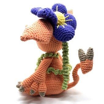 Floh der BlumenGnom