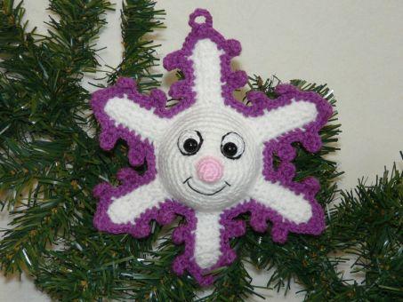Häkelanleitung Weihnachtsbaumkugeln, Christbaumkugeln