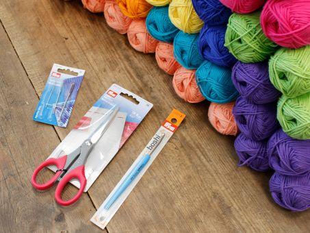 "Crochet along ""Sophies Universe"" Wollpaket gesamt"