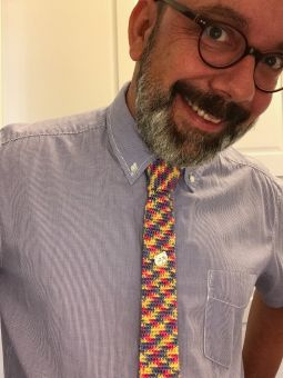 Häkelanleitung Helmi´s Krawattenwunder