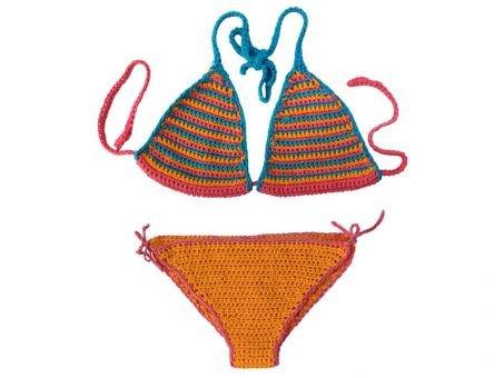 Häkelanleitung für Bikini Abashiri