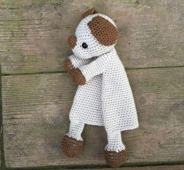 Amigurumi Puppe Hündchen Häkelanleitung