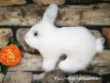 Reallife Kuschelhase / Kaninchen häkeln
