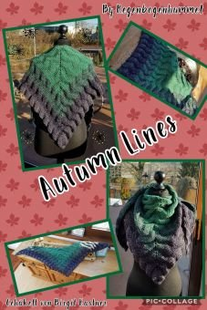 Tuch Autumn Lines