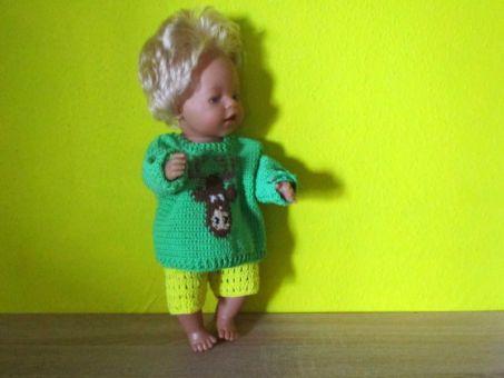 Pullover mit Elch
