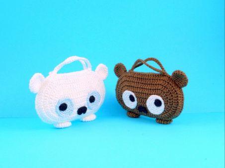 Adventskalender Eisbär und Braunbär
