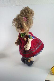 Puppe Sarah