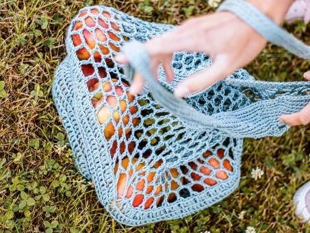 myboshi&friends - Häkelanleitung #noplasticbag