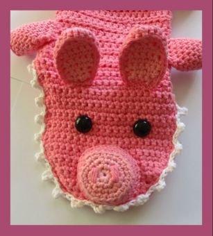 Rache der Schweine (Schweine hausschuhe für Erwachsene)