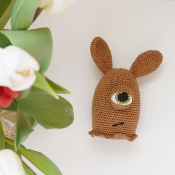 """Häkelanleitung """"Bunny Bob"""""""