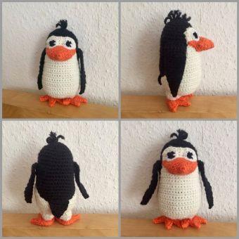 Pinguin Amigurumi