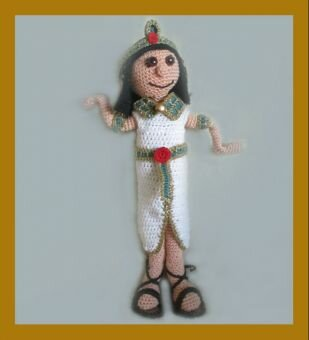 Cleo, Königin von Ägypten
