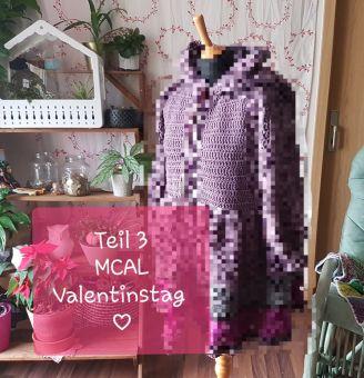 #3 Mystery Crochet Along, Darling