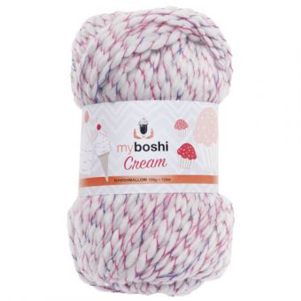 myboshi  CREAM -6 Farben-