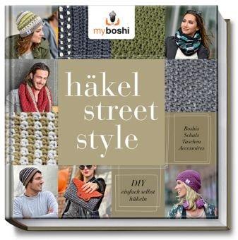 myboshi Streetstyle Häkelbuch